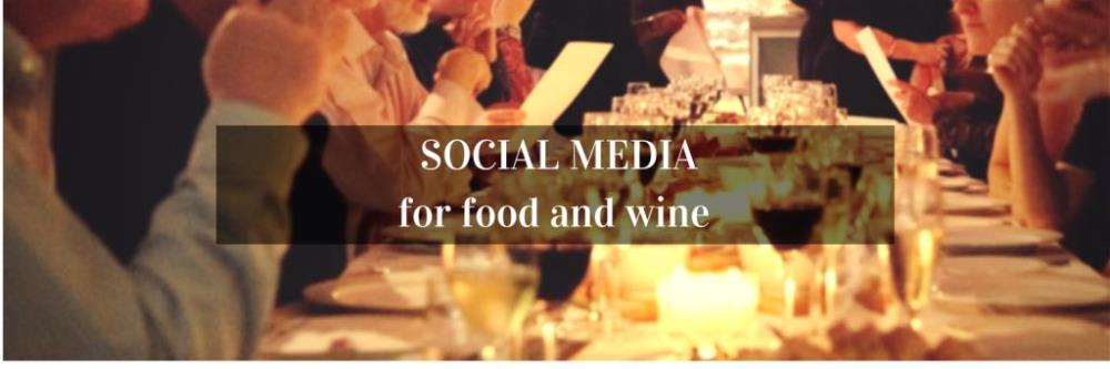 How can social media benefit your food or wine business?