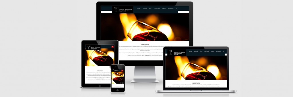 Website design trends for hotels and tourism: responsive or mobile