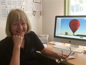 Barbara Ludlow - Barossa Valley Ballooning