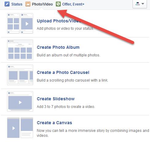 Adding Facebook Content